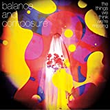 Balance and Composure: The Things We Think We're Missing (Excl.Transpare [Vinyl LP] [Vinyl LP] (Vinyl)