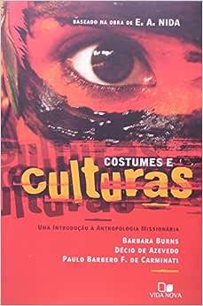 Costumes e Culturas - 3ª Edição