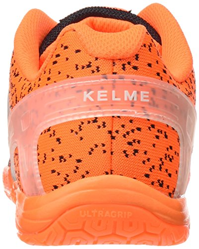 para Knit Zapatillas Hombre Kelme Naranja Bright Subito Orange fHw6S