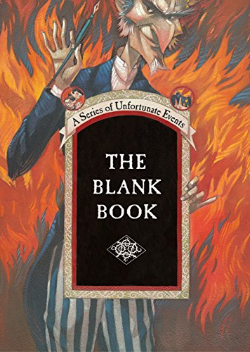 The Blank Book (A Series of Unfortunate Events Journal)