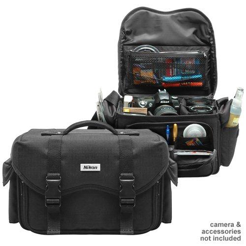(Nikon Digital SLR Camera Case Gadget Bag)