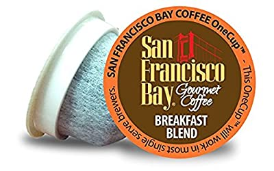 San Francisco Bay Coffee OneCup 48ct. Breakfast Blend