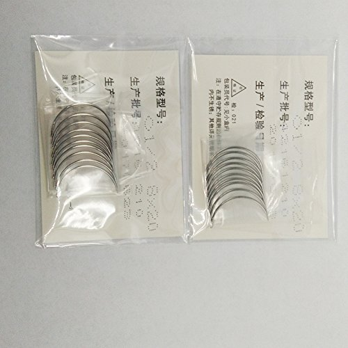 100 pcs 1/2 Circle Suture Needle Cutting & Round 8x20 (Taperpoint) by gzjy