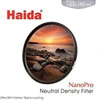 Haida NanoPro 82mm MC ND1000 Filter ND 3.0 1000x Neutral Density 82
