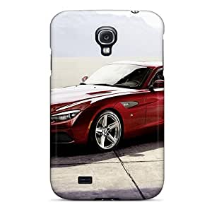 Premium Protection Red Bmw Z4 Zagato Cases Covers For Galaxy S4- Retail Packaging Black Friday