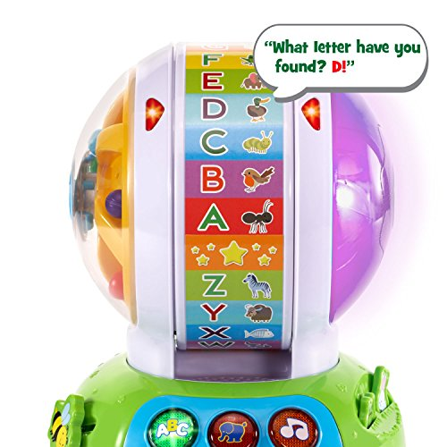 51cTvbo4P5L - LeapFrog Spin & Sing Alphabet Zoo