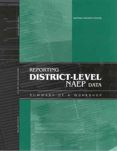 Read Online Reporting District-Level NAEP Data: Summary of a Workshop pdf epub