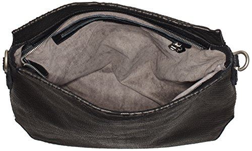 Liebeskind Berlin Riverdale Hcpyth - Bolsos totes Mujer Negro (Oil Black)