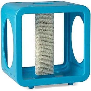 Amazon.com : Kitty Kasas Bedroom Cube Cat House : Pet Supplies
