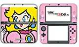 New Super Mario Bros 2 Princess Peach Special Edition Video Game Vinyl Decal Skin Sticker Cover for the New Nintendo 3DS XL LL 2015 System Console