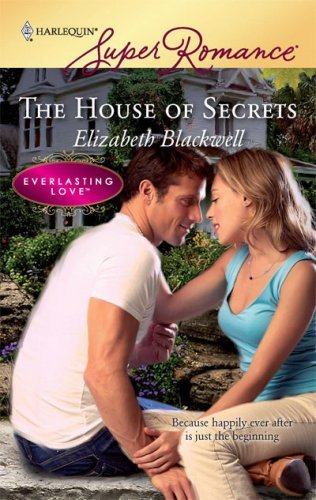 book cover of The House of Secrets