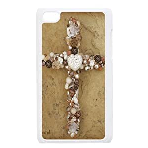 C-EUR Customized Phone Case Of Jesus Christ Cross For Ipod Touch 4