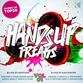 Various Artists-Hands Up Freaks Vol. 1