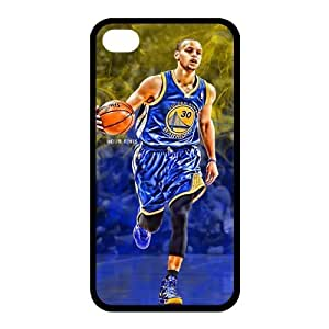 Custom Stephen Curry Basketball Series Iphone 4,4S Case JN4S-1462