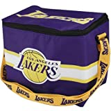 FOCO Los Angeles Lakers NBA Insulated Lunch Cooler Bag