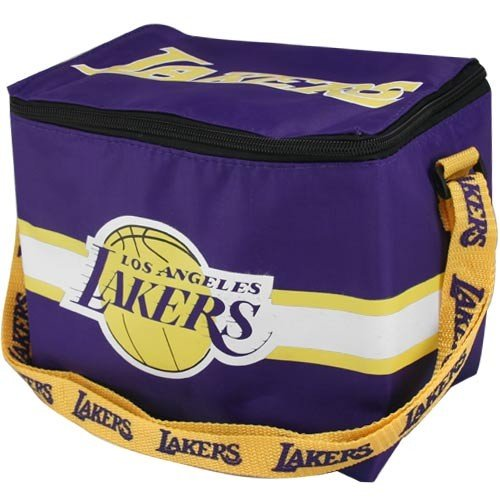 FOCO Los Angeles Lakers NBA Insulated Lunch Cooler Bag by FOCO