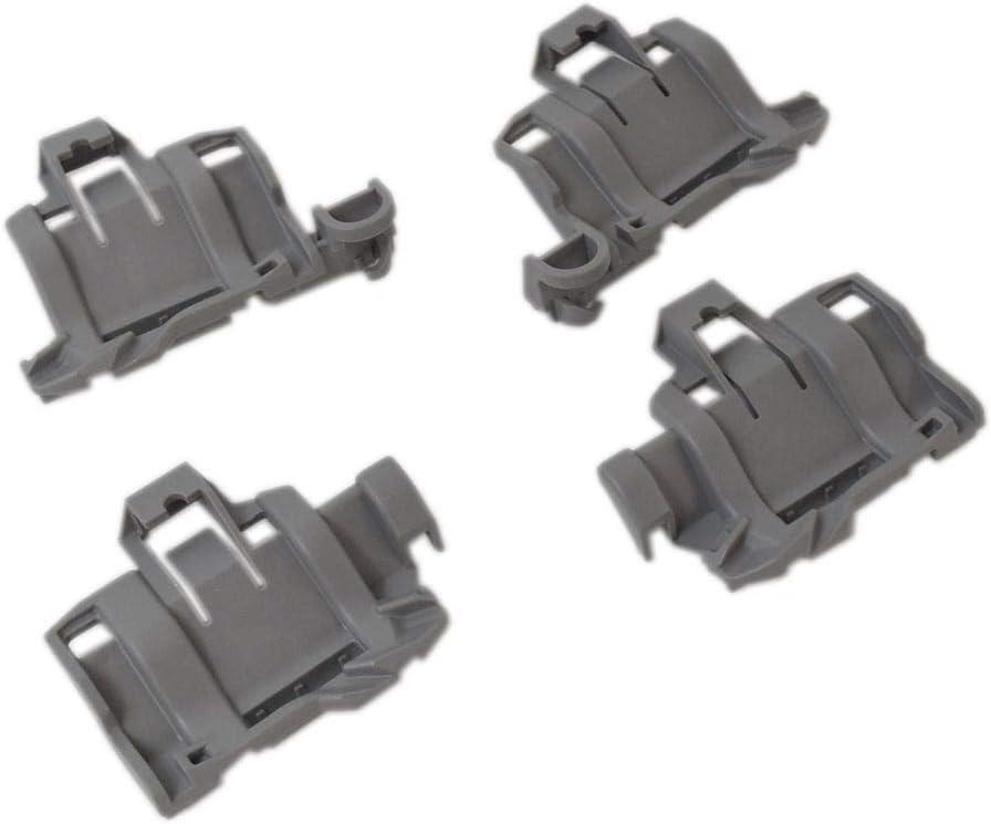 Bosch 00632373 Dishwasher Tine Row Pivot Clip Genuine Original Equipment Manufacturer (OEM) Part