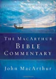 The MacArthur Bible Commentary treats every passage of the OT and NT phrase by phrase, with hundreds of word studies as sidebars throughout.
