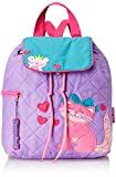 Stephen Joseph Little Girls'  Little Girls'  Quilted Backpack, Cat, One Size