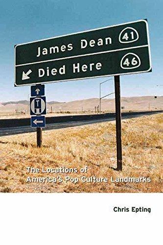 james dean died here - 1