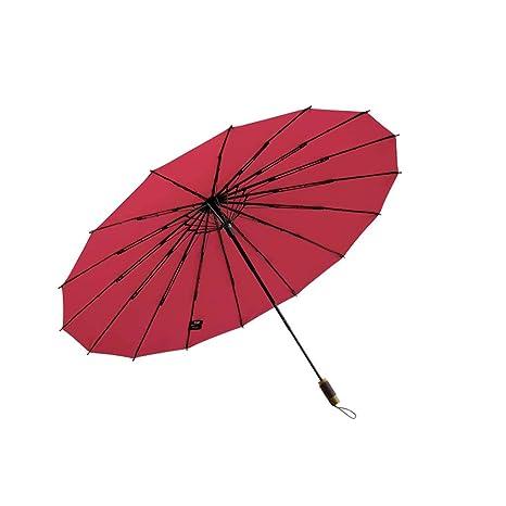 Protección solar + Paraguas de protección contra la lluvia Plegable (Color : Azul)