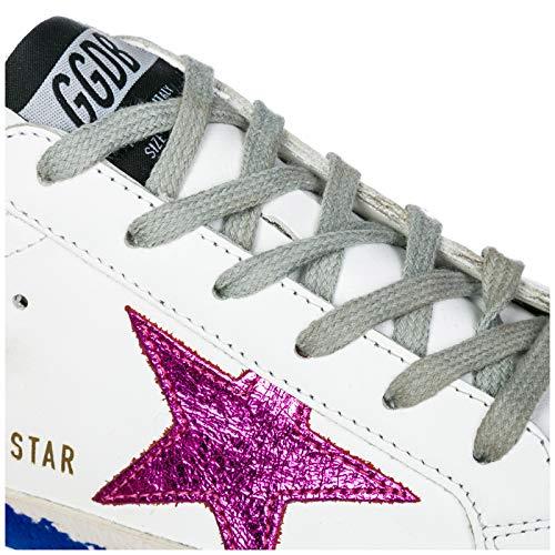 Golden en Femme Sneakers Baskets Superstar Cuir Blanc Chaussures Goose TRT6a