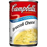 Campbell's Condensed Soup, Broccoli Cheese, 10.5 Ounce