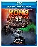 Kyпить Kong: Skull Island (3D Blu-ray + Blu-ray + Digital  Combo Pack) на Amazon.com