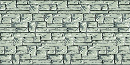 Fadeless Bulletin Board Art Paper, Flagstone, 48
