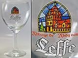Leffe Belgian Beer 0.25 L Chalice Glass