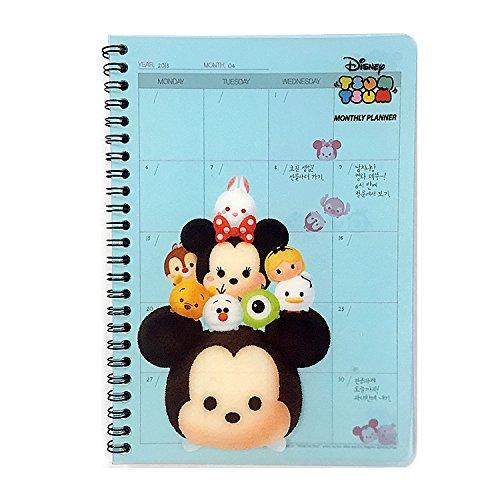 Tsum Monthly Planner Scheduler Organizer