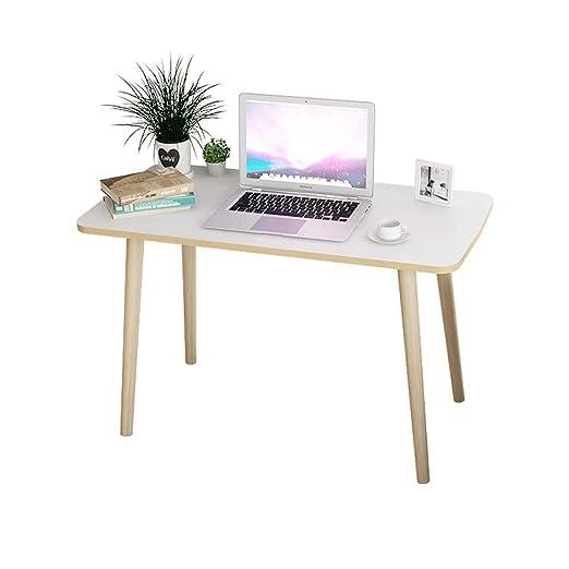 FJZ Mesa Plegable Mesa de Escritorio de computadora Escritorio de ...