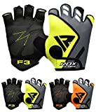 RDX Gym Weight Lifting Gloves Workout Fitness Bodybuilding - Best Reviews Guide