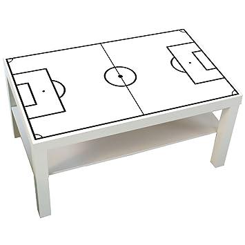 Muebles decorativo para campo de fútbol Color Blanco ...