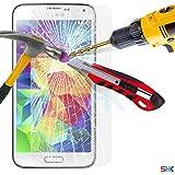 Film de protection d'écran en verre trempé pour écran SAMSUNG GALAXY GRAND PLUS I9060 Protecteur optimal et ultra dur.