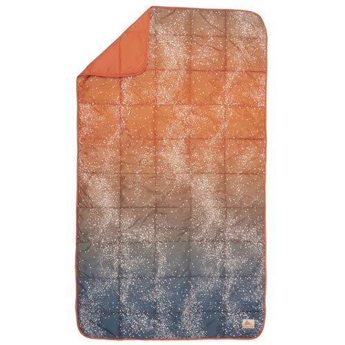 Kelty Bestie Blanket, Ombre/Galaxy - Indoor/Outdoor Insulated Camping Blanket - Throw Blanket Size by Kelty