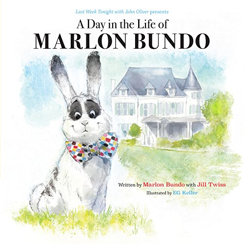 Last Week Tonight with John Oliver Presents a Day in the Life of Marlon Bundo (Presents Pictures)