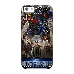 Ideal StylishCase Case Cover For Iphone 5c(optimus Prime Transformers 3 Dark Of The Moon), Protective Stylish Case