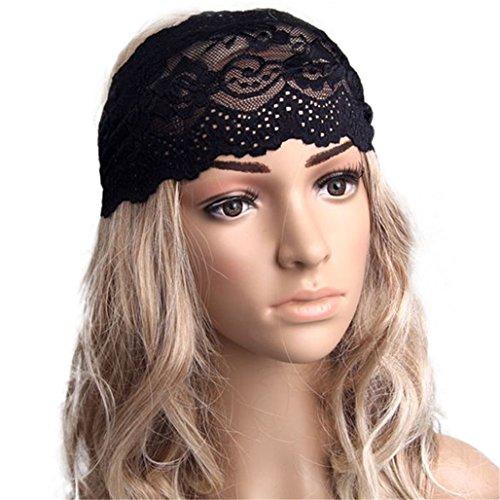 Tuscom Decoration Elastic Headband 20%C3%9715cm