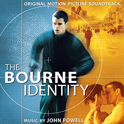 Bourne Identity Military Green LP product image