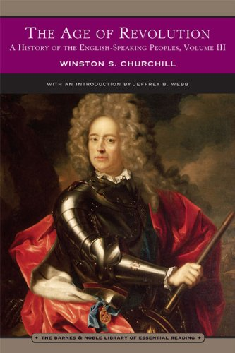 The Age Of Revolution by Winston S. Churchill