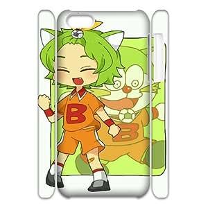 GTROCG Doraemon 1 Phone 3D Case For Iphone 5C [Pattern-6]