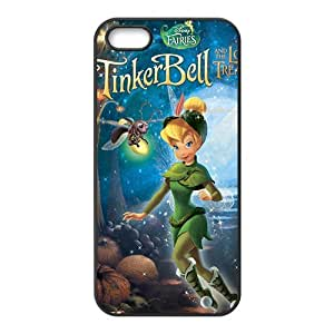 SANLSI Tinkerbell Case Cover For iPhone 5S Case