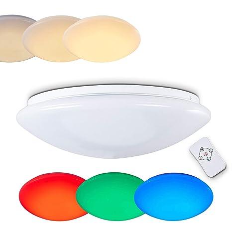 LED claras Atenuador lámpara de techo Brighton para ...
