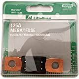 Fuse - Mega 32V, 125A, 1 pc card