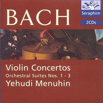 Violin Concertos 1-3 / Orchestral Suites
