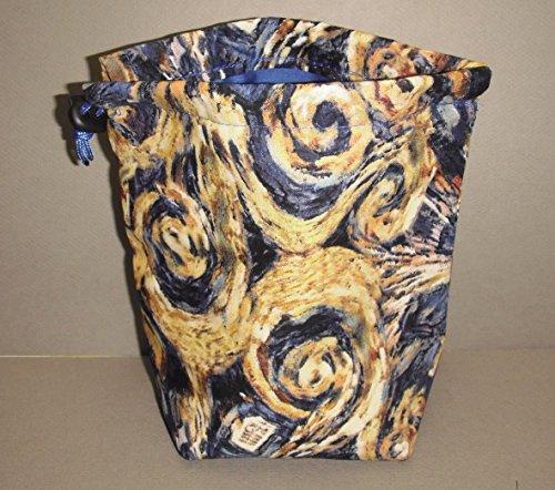 Dr. Who Exploding Tardis Cloth Drawstring Dice Bag ()