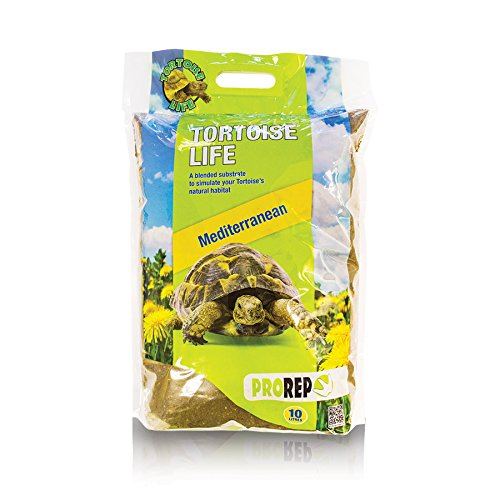(4 Pack) Prorep - Tortoise Life Substrate 10L