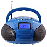 Best Sound Portable Radios - August SE20 – Mini Bluetooth MP3 Stereo System Review