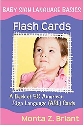 picture regarding Baby Sign Language Flash Cards Printable referred to as : Kid Indication Language Flash Playing cards: A 50-Card Deck